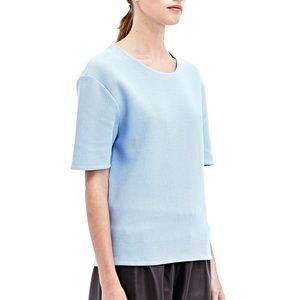 Acne Studios Blue Textured Top